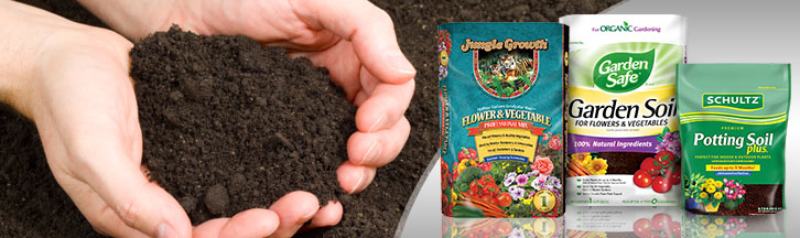 Infinity Lawn & Garden Soil Products